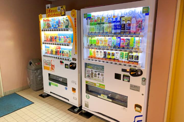 飲料水・自動販売機