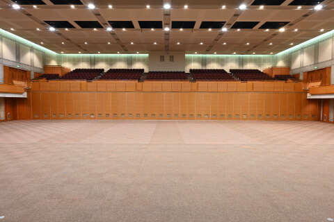 コンベンションホール(大ホール)